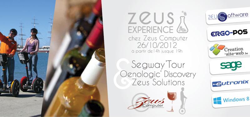 Zeus Experience 2012